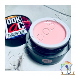 База LookLac CAMOUFlAGE MILK ROSE, 30 ml банка