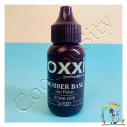 База для гель-лака Base rubber OXXI professional 30 ml.