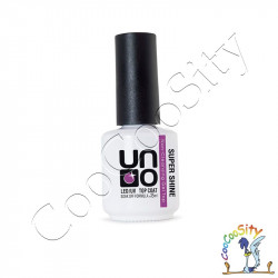 топ без липкого слоя UNO LUX, Топ High Gloss Top Coat, 15 мл.
